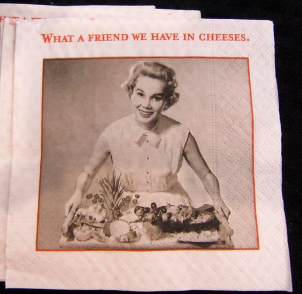 Cheeses Napkins