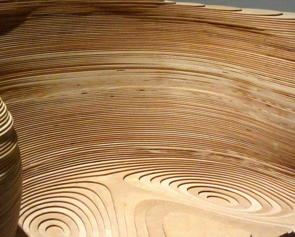 Slice Chair Detail