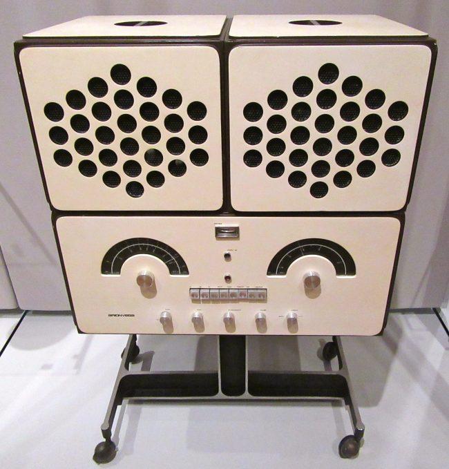 Castiglioni Stereo Cabinet