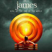 James Album Cover Art