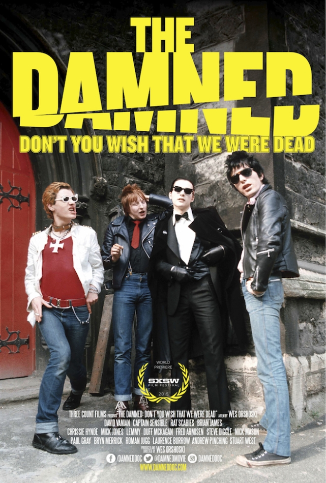 The Damned Documentary