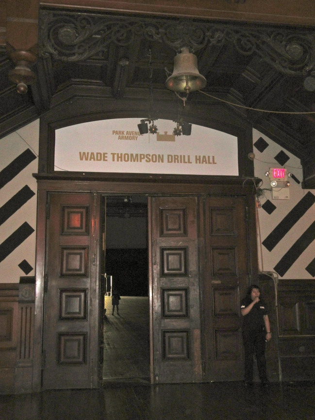 Wade Thompson Drill Hall