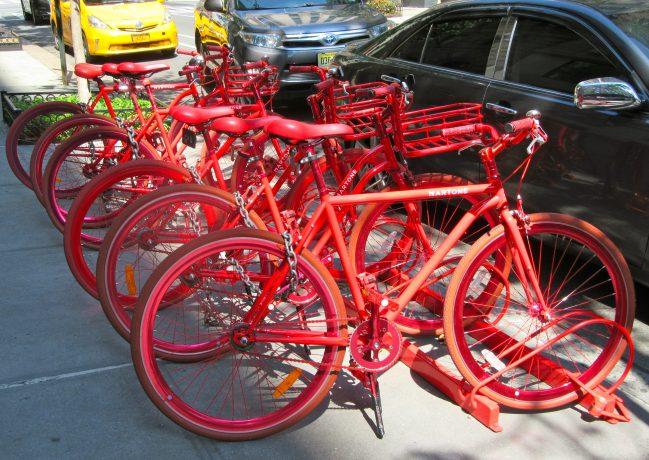 Red Bikes 2