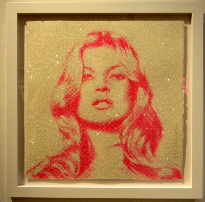 Pink Kate Moss
