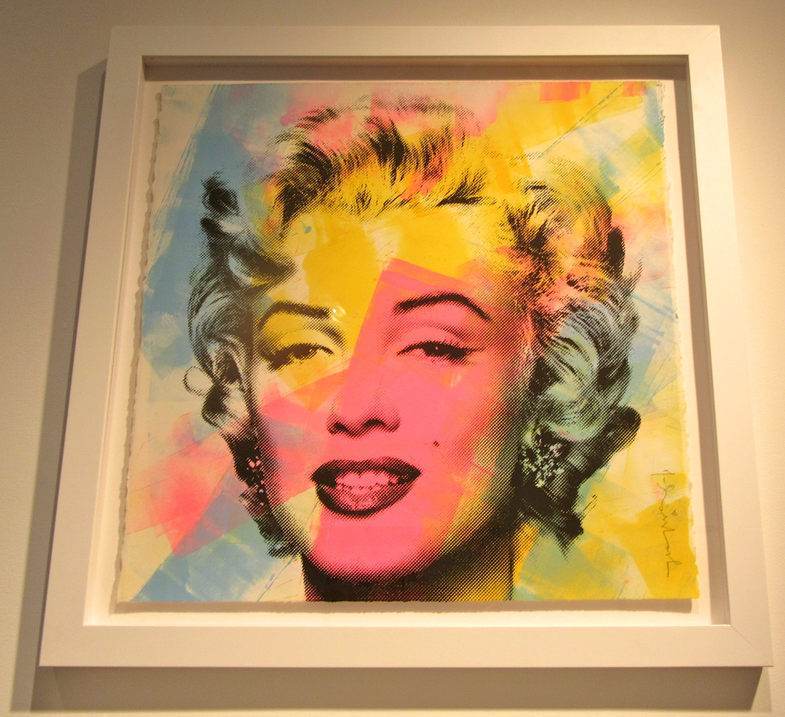 brainwashed  new works and old favorites by mr  brainwash at taglialatella galleries