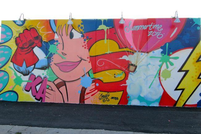 Art Wall By Crash