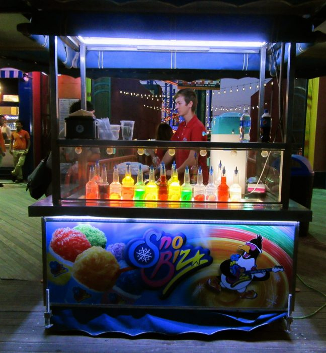 Snow Cone Stand