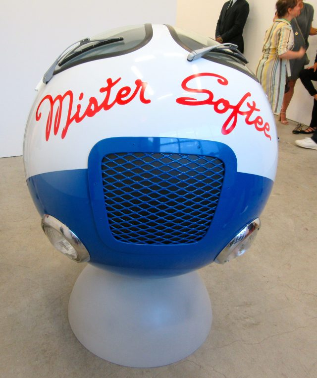 Mr Softee Orb