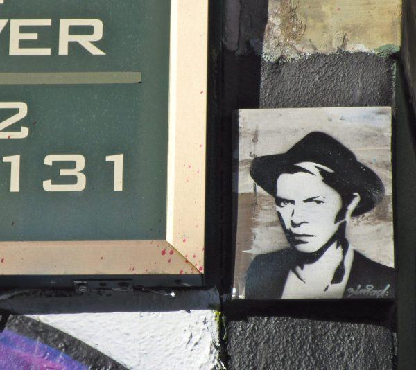 David Bowie Tile