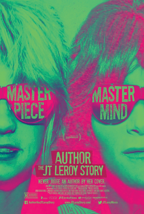 JT Leroy Story Movie Poster