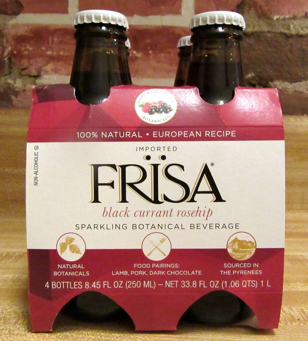 Frisa Black Currant 4 Pack