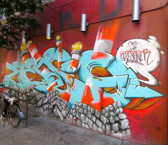 Zesoner Mural