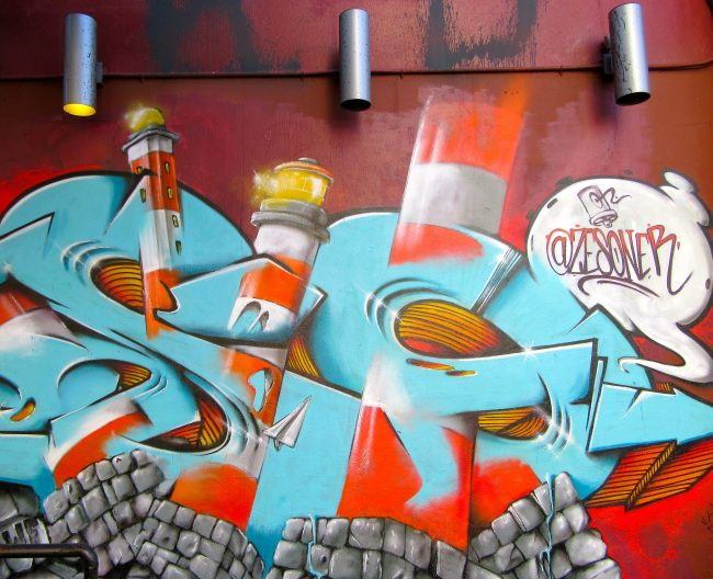 Zesoner Mural Detail