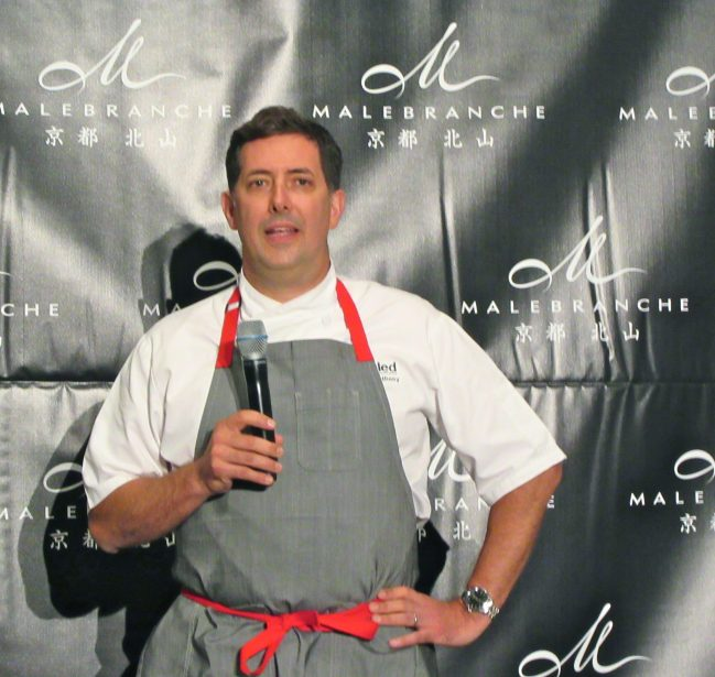 James Beard Award Winning Chef Michael Anthony