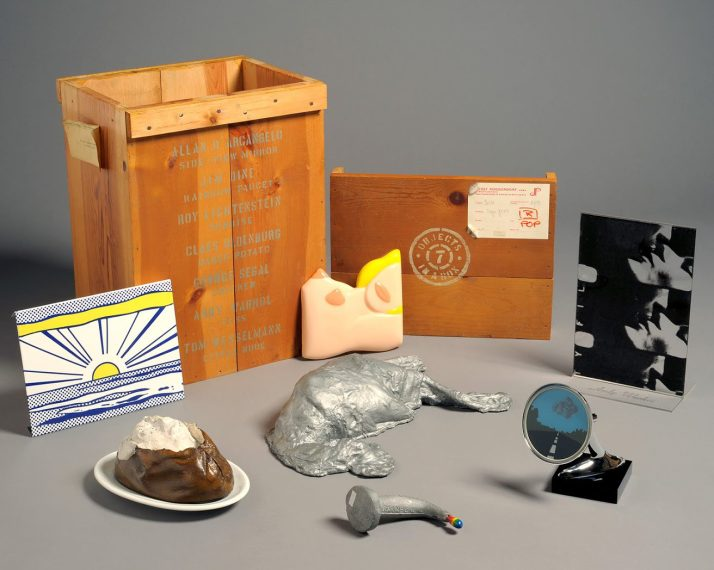 Seven Objects in a Box