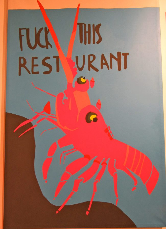 Fuck This Restaurant