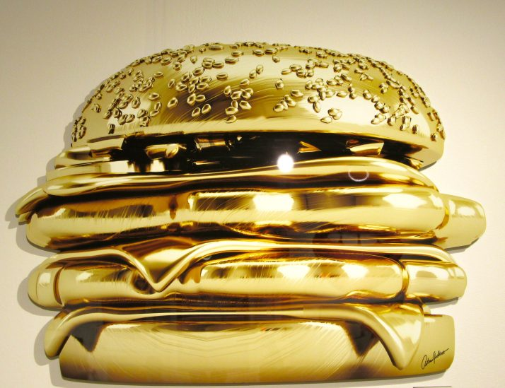 Golden Burger