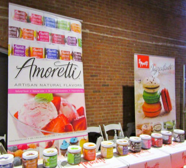 Amoretti Display