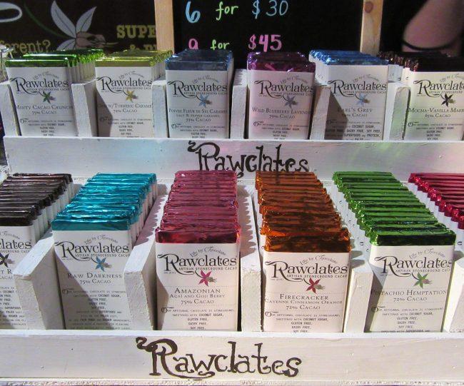 Rawclates Display