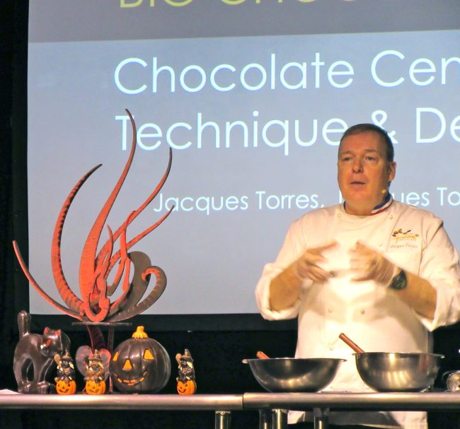 Jacques Torres Centerpiece Demo