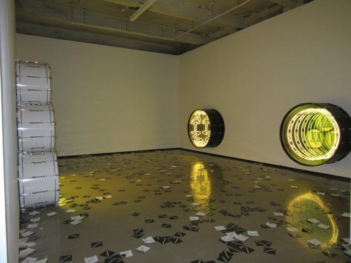 First Gallery Installation View