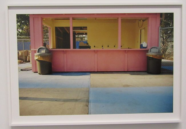 Pink Snack Bar