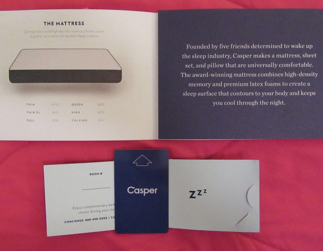 Casper Discount Card