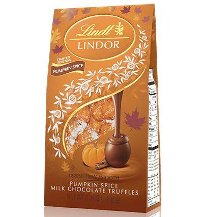 Lindor Pumpkin Spice