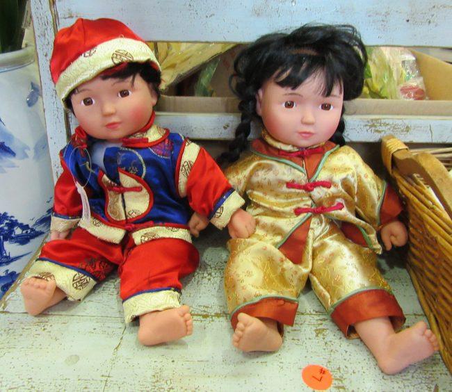 Chinese Dolls