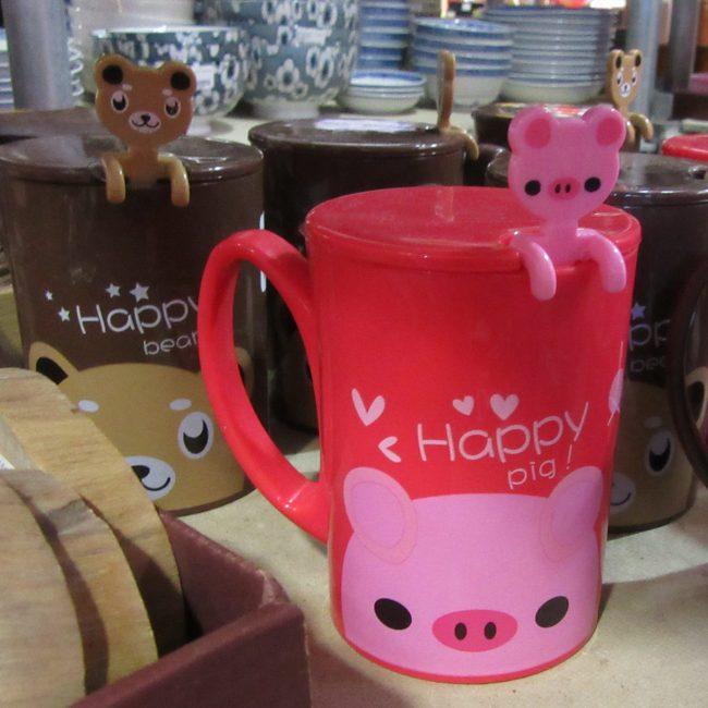 Pig Mug