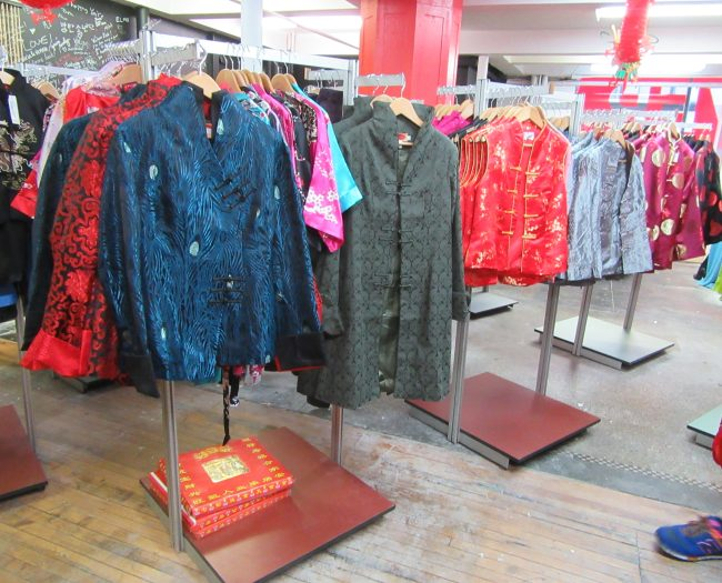 Chinese Clothing