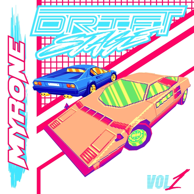 Myrone Drift Stage Cover Art