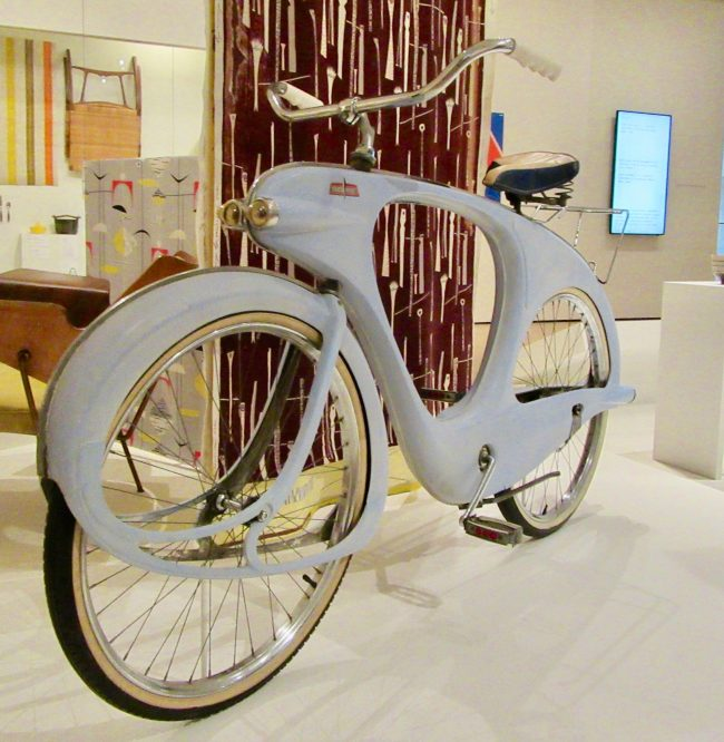 White Spacelander Bike