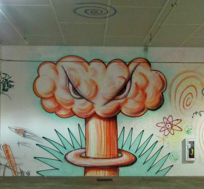 Kosmic Krylon Garage Mushroom Cloud