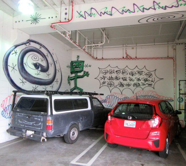 Kosmic Krylon Garage