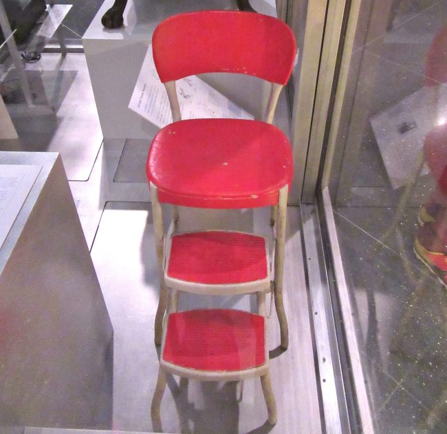 Stylaire Kitchen Stepladder