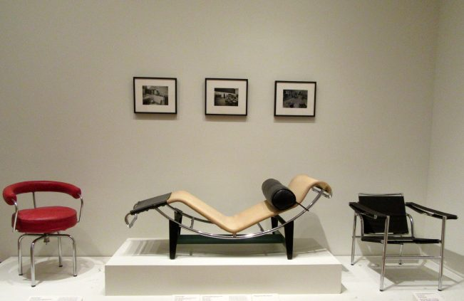 Chaise Lounge LC/4 Installation View