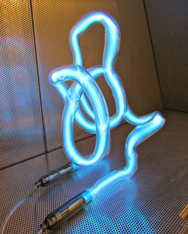 Neon Desk Lamp