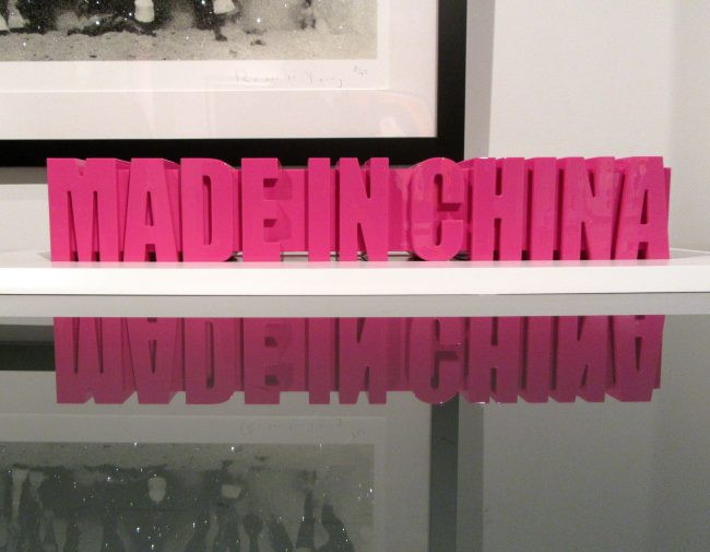 Made in China Pink