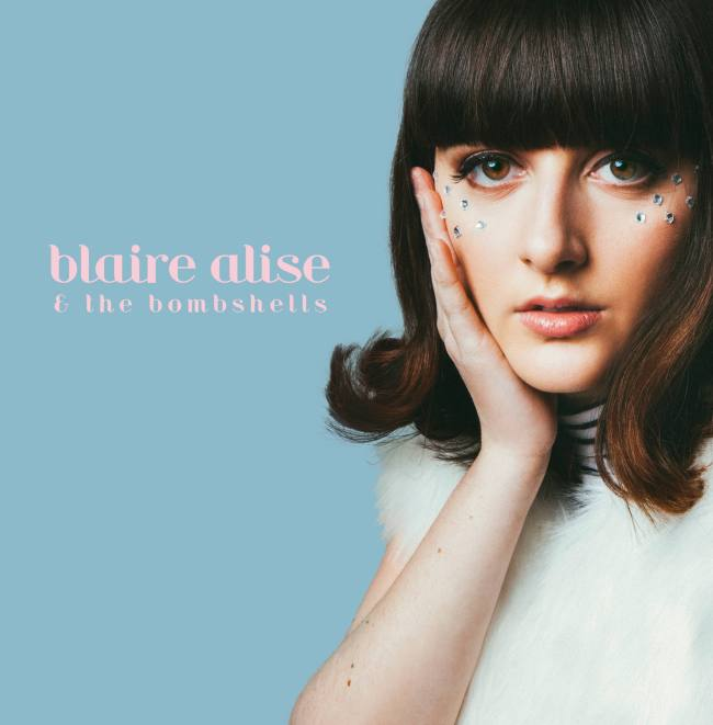Blaire Alise and The Bombshells Cover Art