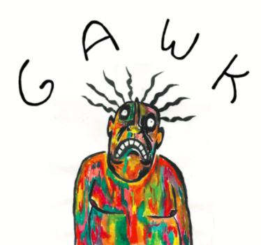 Gawk CD Cover