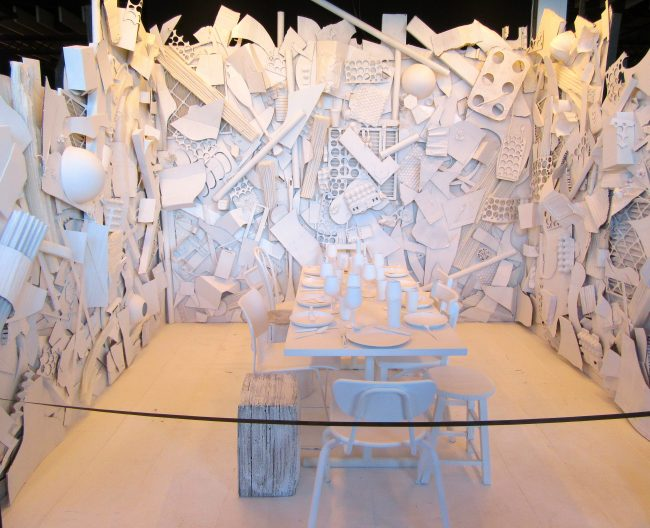 White Room Installation