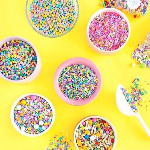 Bowls of Sprinkles