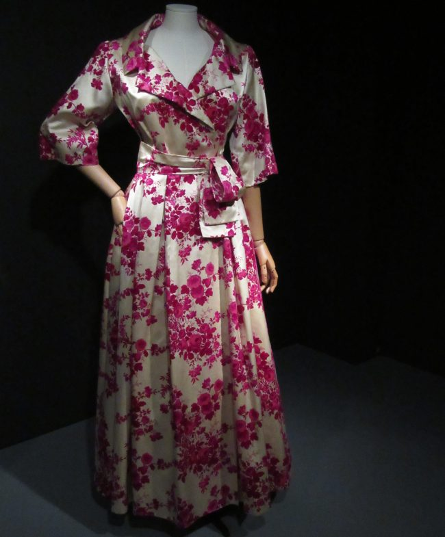 Christian Dior Hostess Gown