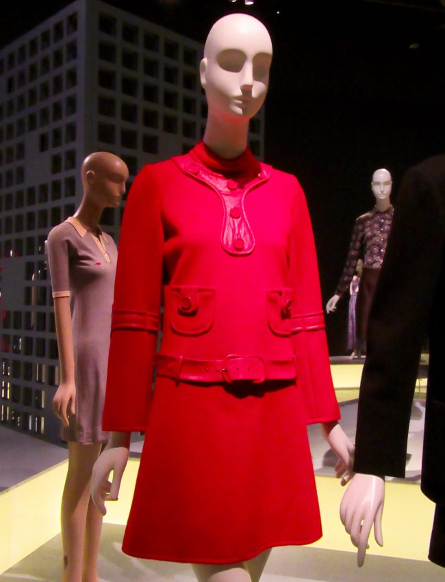 Emanuel Ungaro Couture Dress