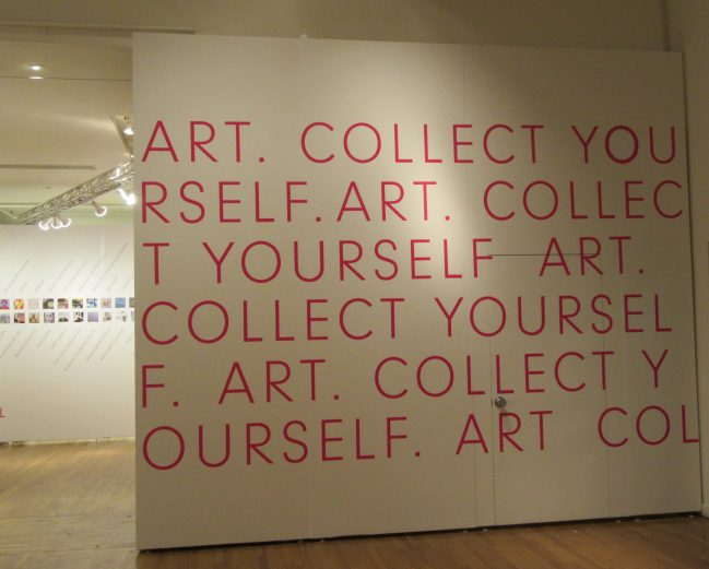 Collect Art Yourself