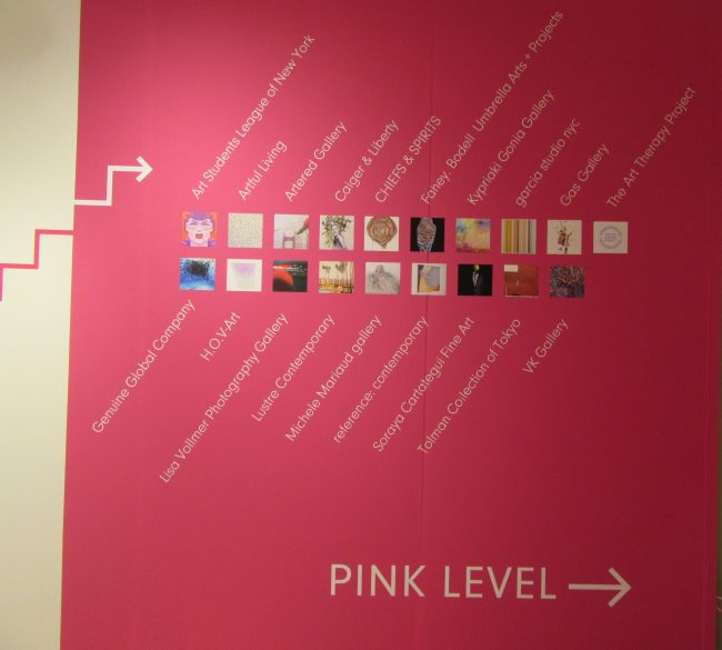 Pink Level