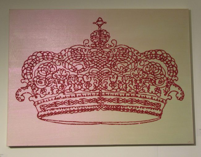 Crown By Camomile Hixon at Soraya Cartategui Art Gallery
