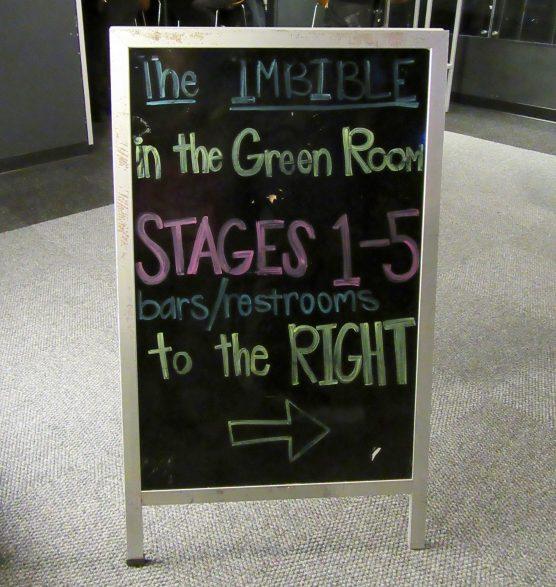 Imbible Signage