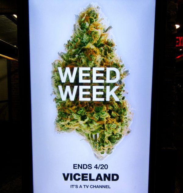 Weed Week E Ad